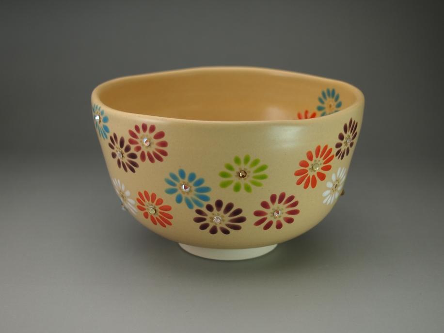 MUM 菊 茶碗