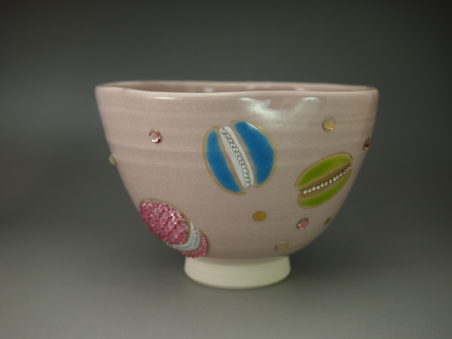 macaron マカロン 茶碗