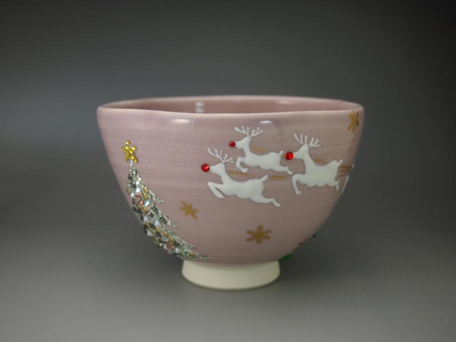 Christmas クリスマス 茶碗