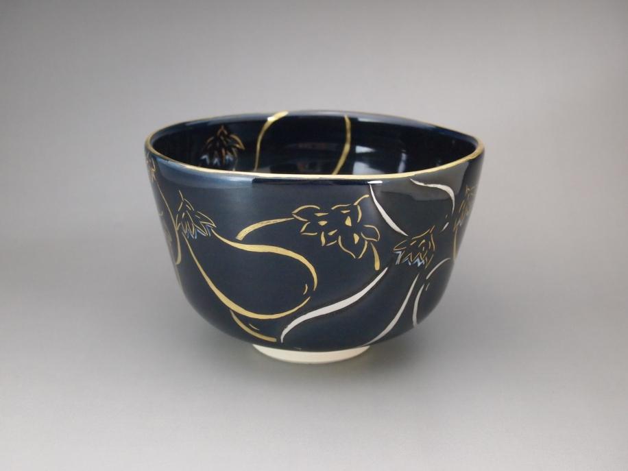 京茄子 茶碗 21.000円(税込)