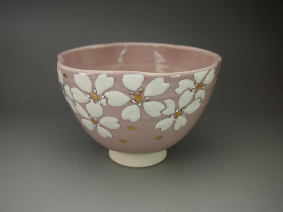 SAKURA 桜 茶碗