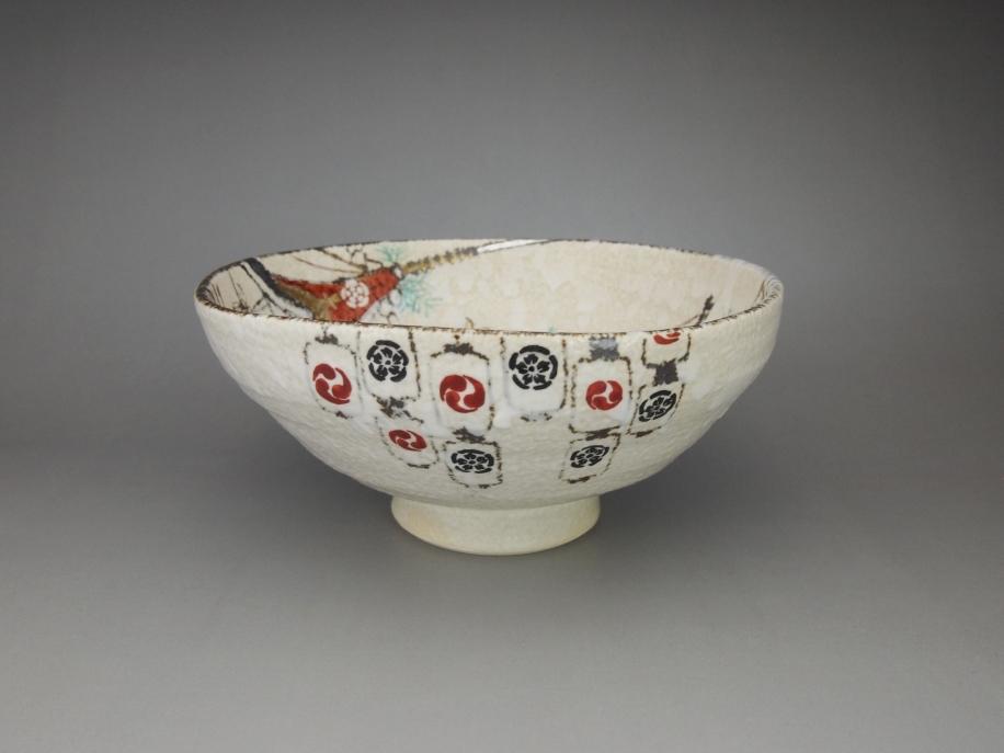 色絵 祇園祭 茶碗