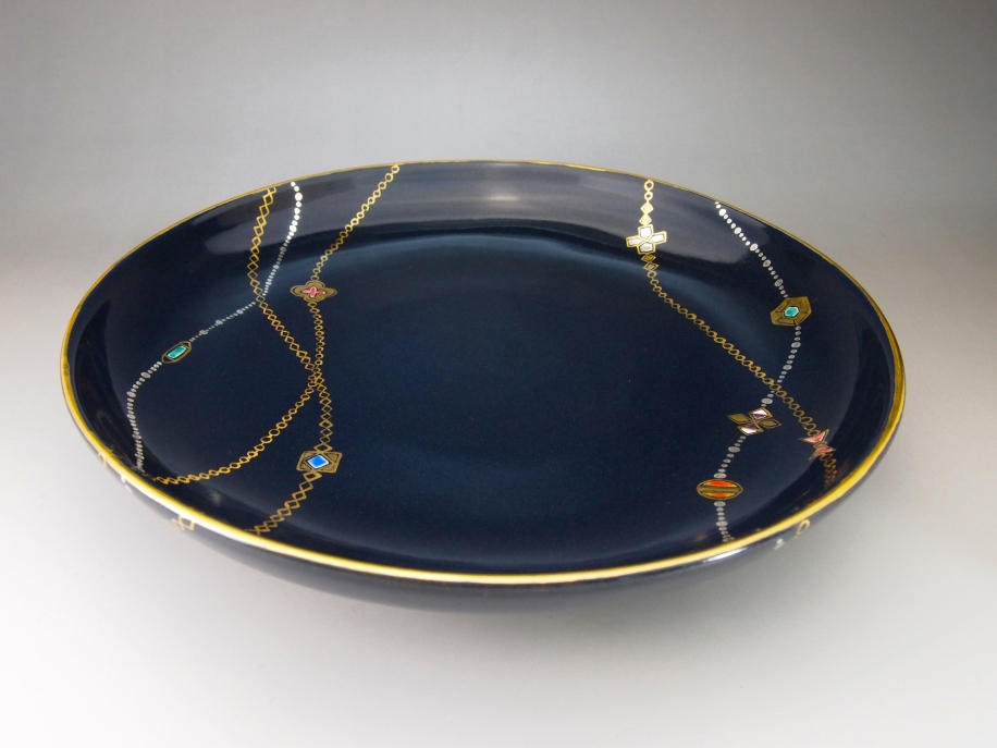 Jewelry 菓子皿 52,500円(税込)